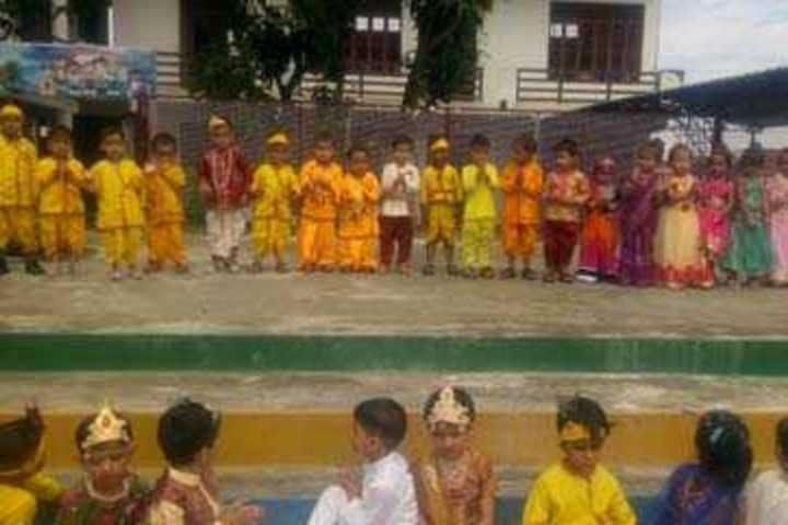 New Era Academy-Krishnastami Celebrations