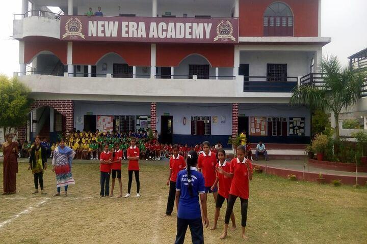 New Era Academy- Building