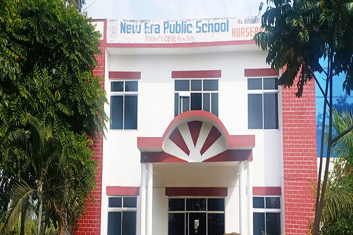 New Era Public School-Campus View