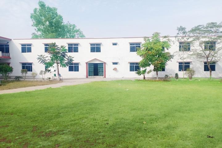 New Era Public School-Ground