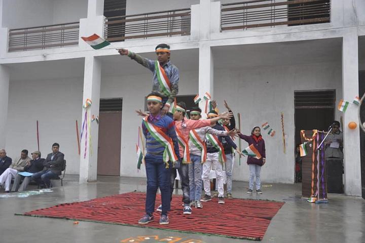 New Era Public School-Republic Day