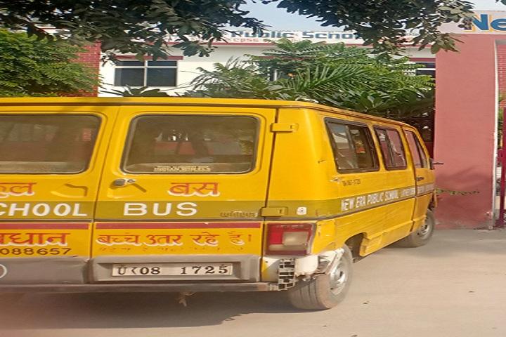 New Era Public School-Transport