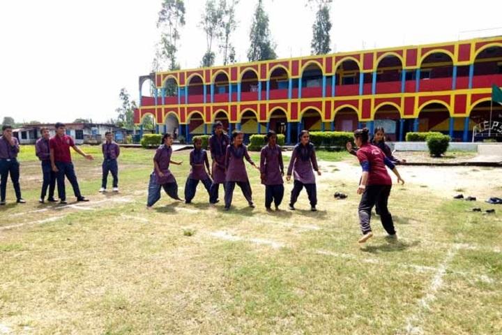 New Era Public School-Games