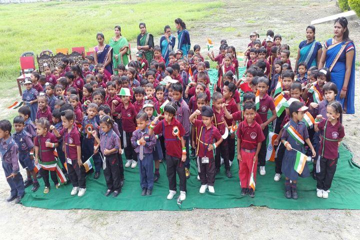 New Era Public School-Independence Day Celebrations