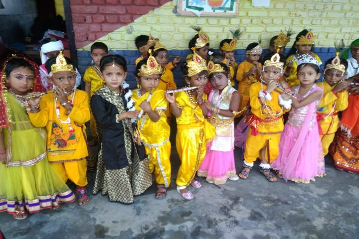 New Era Public School-Krishnastami Celebrations