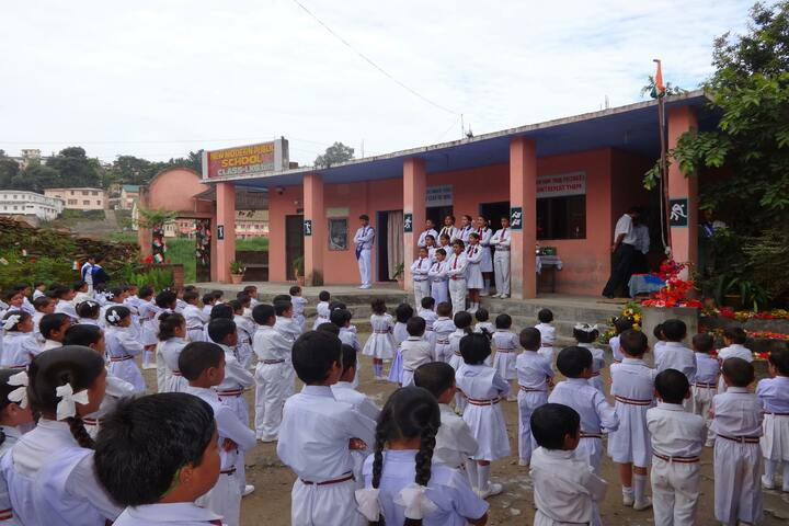 New Modern Public School-Assembly