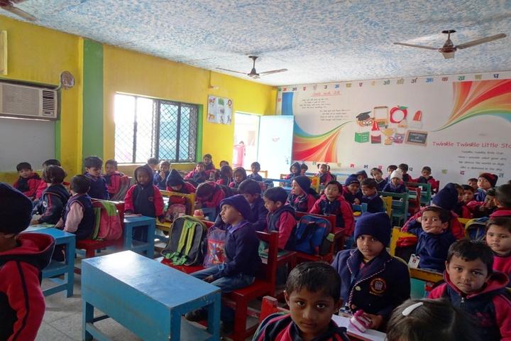 New St Thomas Academy-Classroom