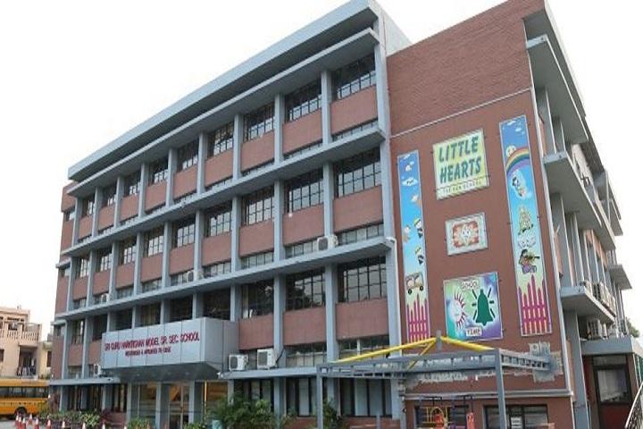 Sri Guru Harkrishan Model School-Campus View