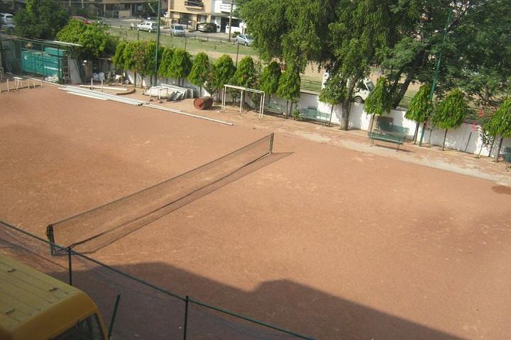 Sri Guru Harkrishan Model School-Play Ground