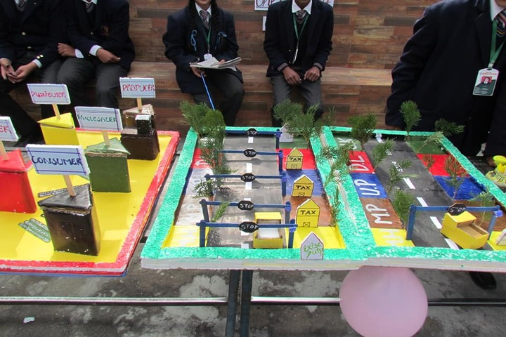 Nndm Beersheeba Public School-Science Exhibition