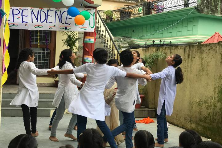 Oceanic International School-Independence Day