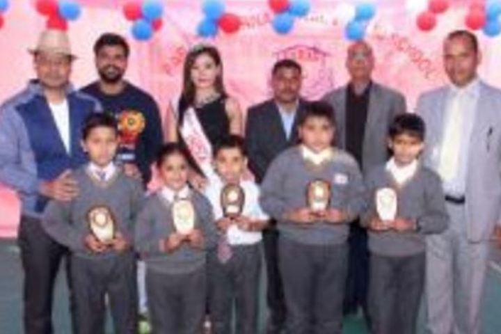 Paras International Public School-Prize Distribution