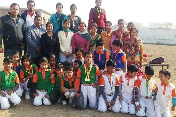 Paras International Public School-Sports Day Winner