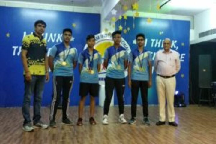 Parvati Prema Jagati-Archery Championship Winners