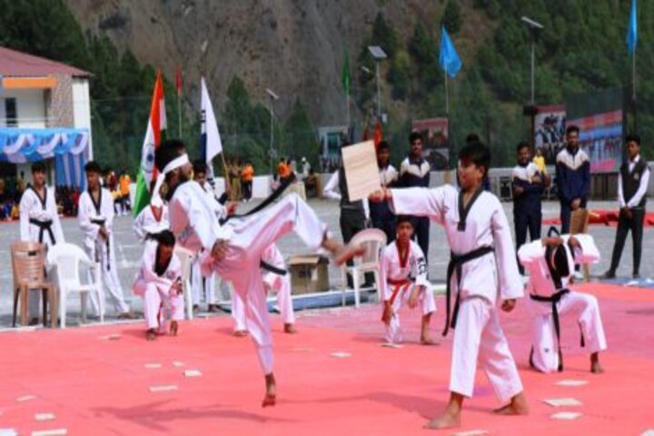 Parvati Prema Jagati-Karate