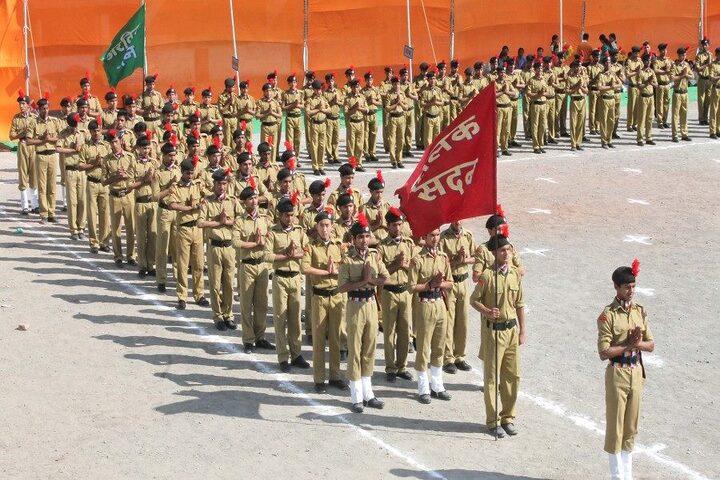 Parvati Prema Jagati-March Past