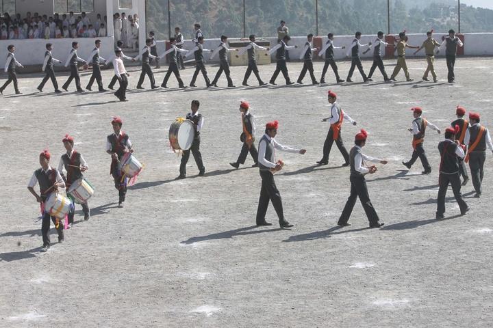 Parvati Prema Jagati-School Band