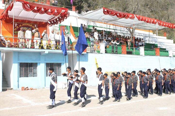 Parvati Prema Jagati-Scouts and Guides