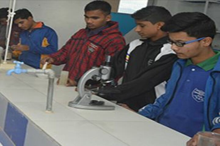 Persistent Students Nest Higher Secondary School-Biology Lab