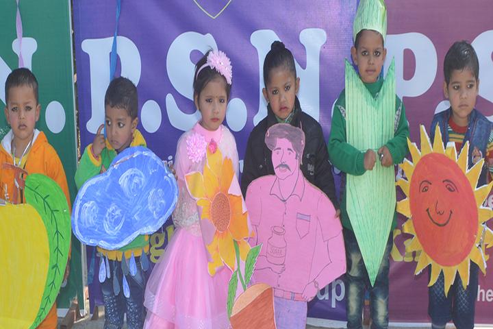 Persistent Students Nest Higher Secondary School-Fancy Dress