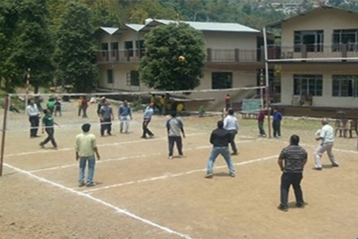 Persistent Students Nest Higher Secondary School-Sports
