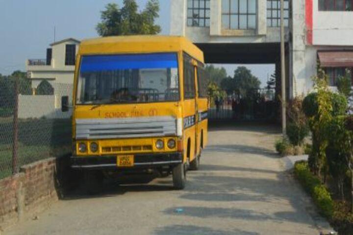 Persistent Students Nest Higher Secondary School-Transport
