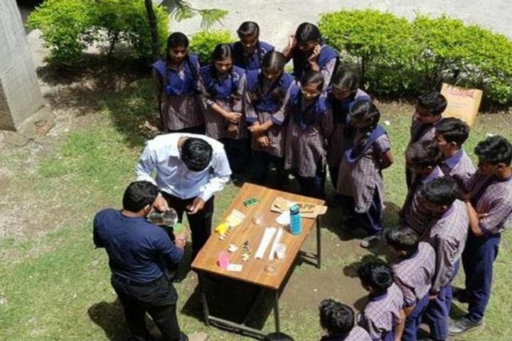 Persistent Students Nest Higher Secondary School-Activity