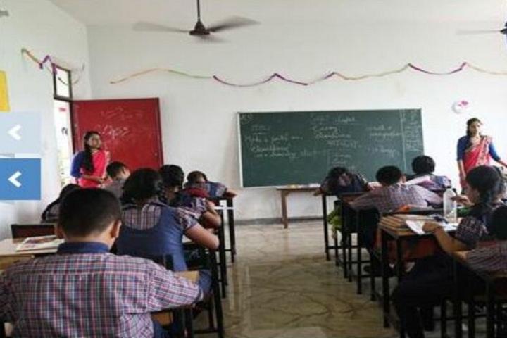 Persistent Students Nest Higher Secondary School-Classroom