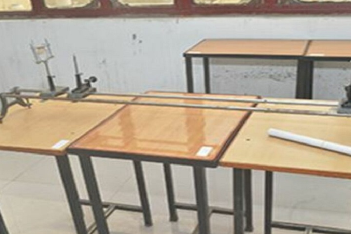 Persistent Students Nest Higher Secondary School-Physics Lab