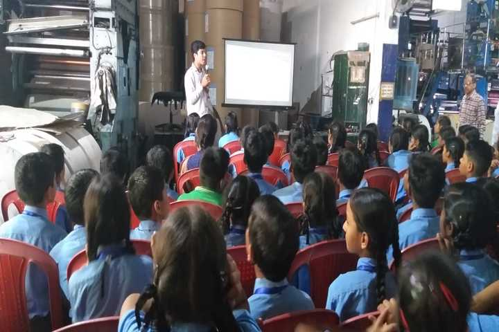 Police Modern School-Education Tour