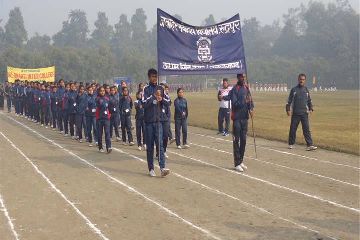 Police Modern School-Sports Day
