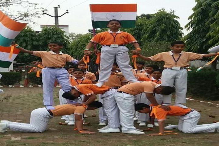 Police Modern School-Activity