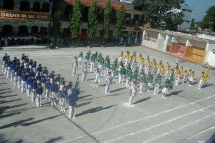 Queens Public School-March Past