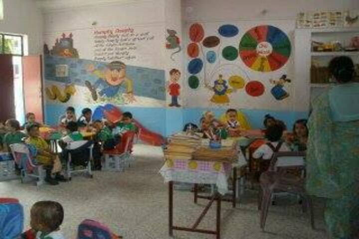 Queens Public School-Nursery Class Room