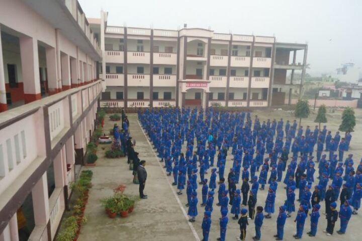 R L K Junior High School-Assembly