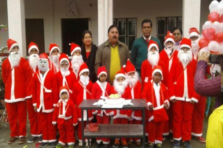 R L K Junior High School-Christmas Day Celebrations