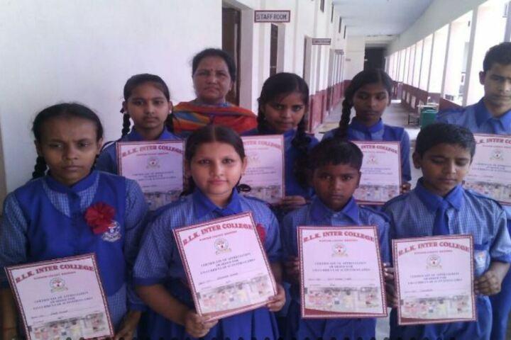 R L K Junior High School-Prizes