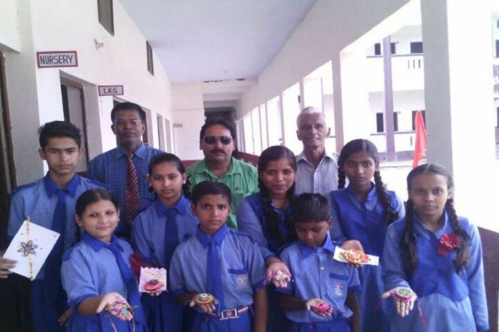 R L K Junior High School-Rakhi Celebrations
