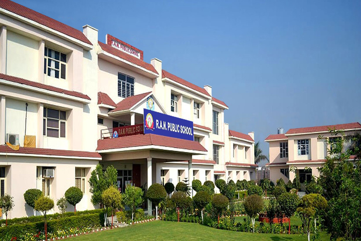 R A N Public School-Campus
