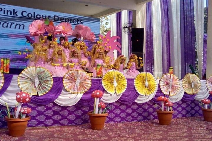 R A N Public School-Cultural Dances