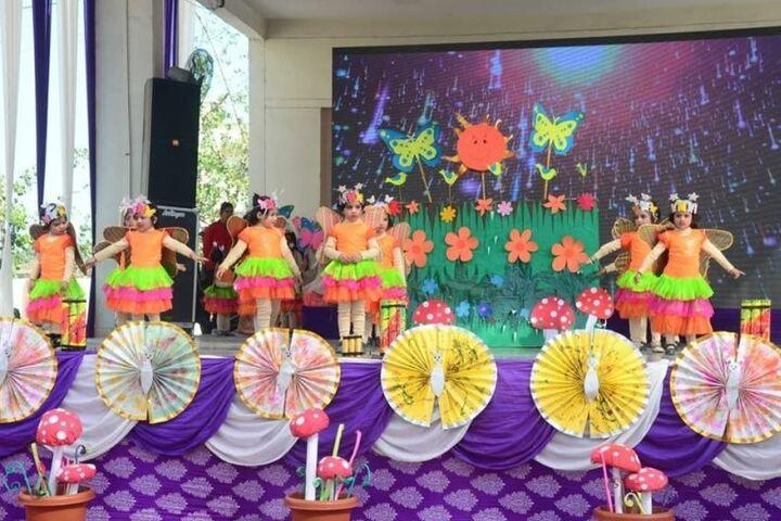 R A N Public School-Pre Primary Dances