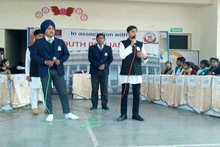 R A N Public School-School Elections