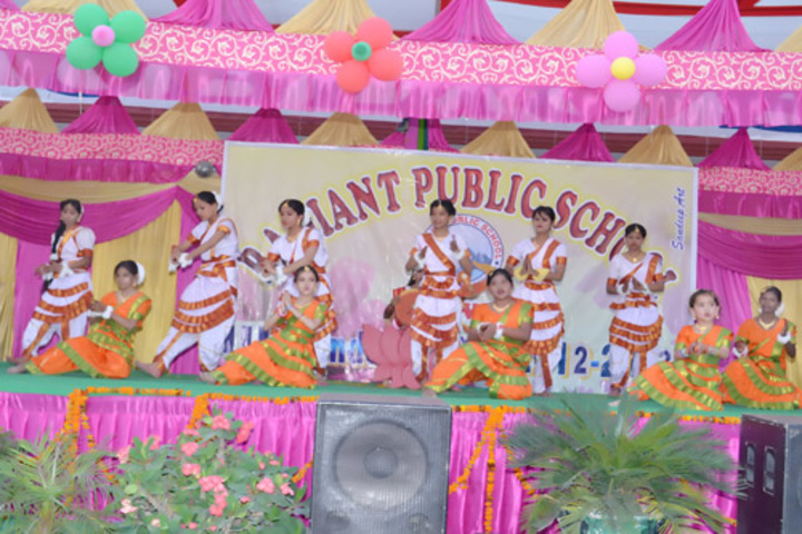 Radiant Public School-Annual Day Dances