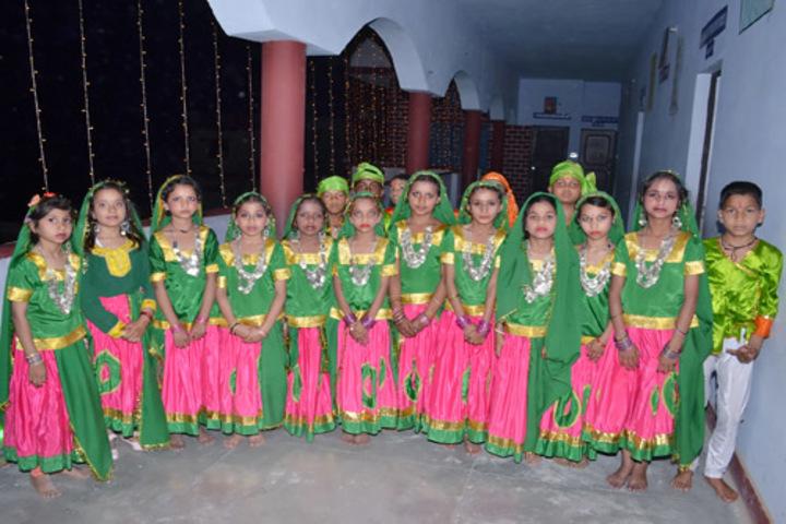 Radiant Public School-Dance Group