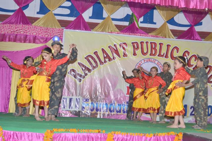Radiant Public School-Dance2