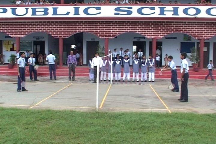 Radiant Public School-Sports