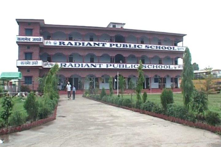 Radiant Public School-Campus Area