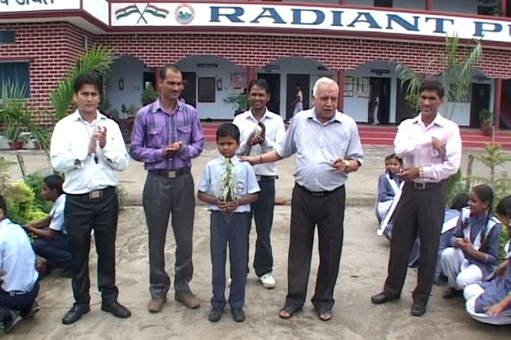 Radiant Public School-Plantation