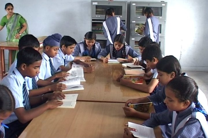Radiant Public School-Library