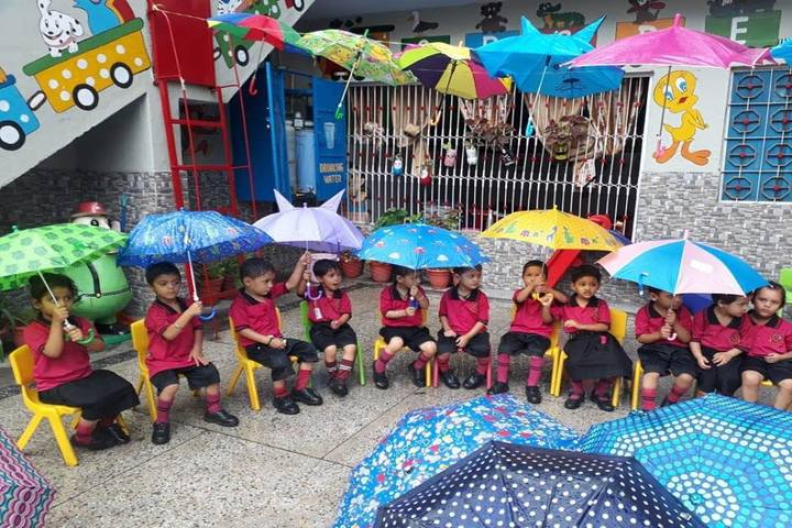Rainbow Public School-Kinder Garden